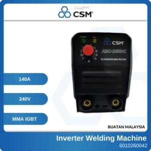 6010260042-ARC160-DC CSM MMA IGBT Inverter Welding Machine 140A240V (1)