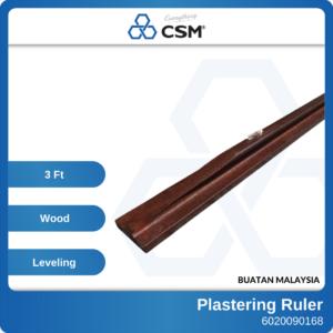 6020090168 - 4ft Wood CSM Plastering Ruler (1)