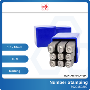 6020150292 - Hunter Number Stamping Letters (1)