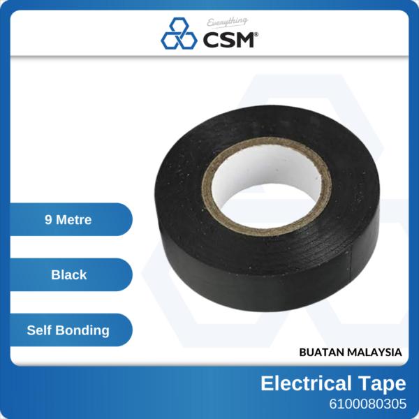 6100080305 - CSM CET1909-19x0.76mmx9M S23 Self Bonding Electrical Tape (1)