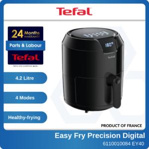 6110010084 - TEFAL Easy Fry Precision Digital Electric Fryer 4.2L EY40 (1)
