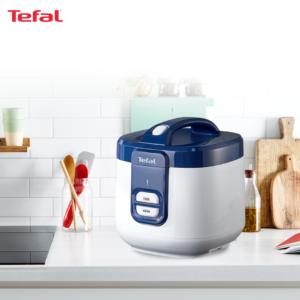 6110010091 TEFAL Everforce Mechanical Jar Rice Cooker 11 cups Periuk Nasi Masak Bubur Nasi RK3625