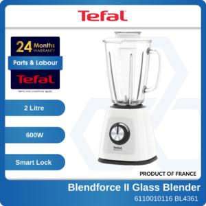 6110010116 - TEFALBL4361 Blendforce II Glass Blender
