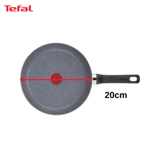 6110010125_TEFAL 20cm Cookware Natura Frypan B22602 B22604 B22606 (2)