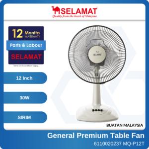 6110020237 - SELAMAT MQ-P12T 12 Table Fan (1)
