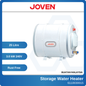 6110030015 - JH-25 Joven Storage Water Heater 25L 3.0KW 240V (1)