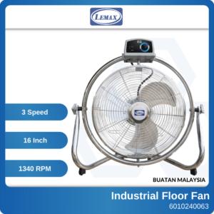 6010240063 - Portable Lemax Floor Fan 240V (1)